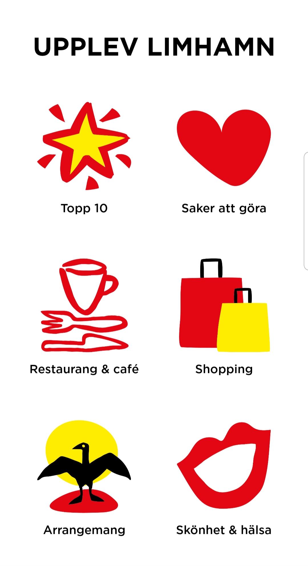 Limhamns ny app